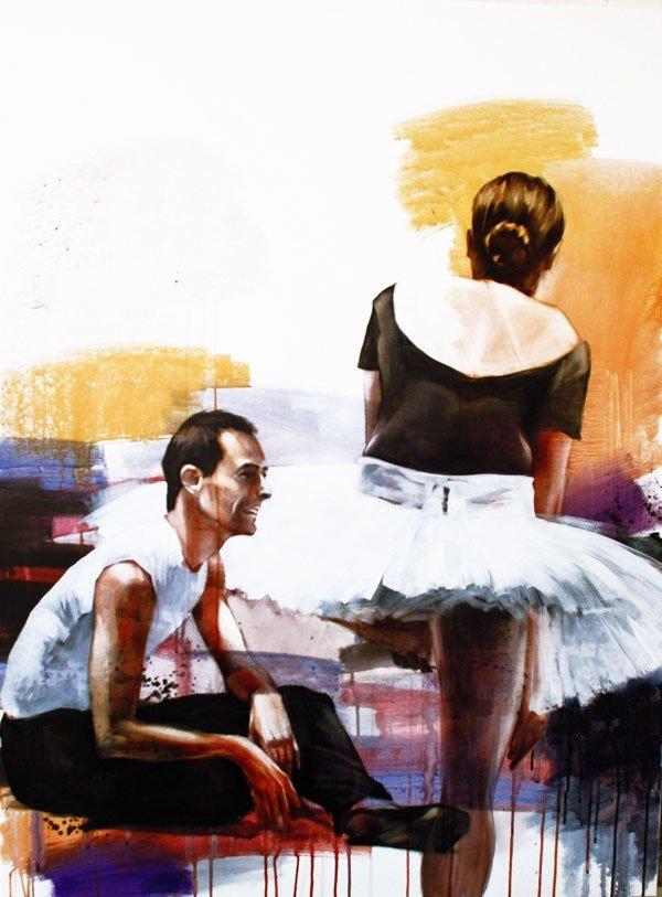 The Ballet Serie #2
