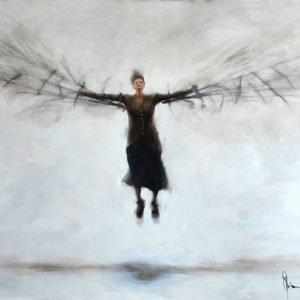 Oil painting Power of Persuasion (2021) by Igor Shulman