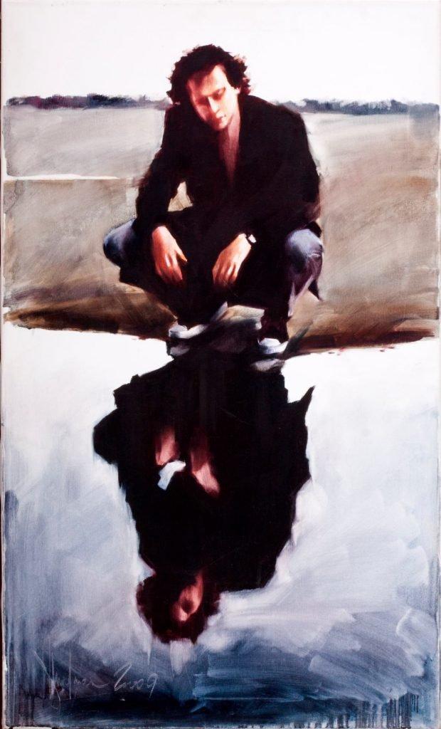 satija gallery located painting