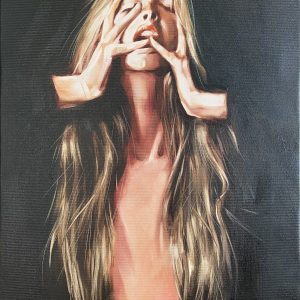 Oil Painting No Exit by Igor Shulman